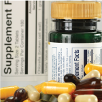 Picture of nutraceutical labels