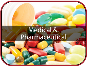 Pharmaceutical Label Icon Image