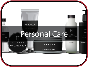 Personal Care Label Icon Image